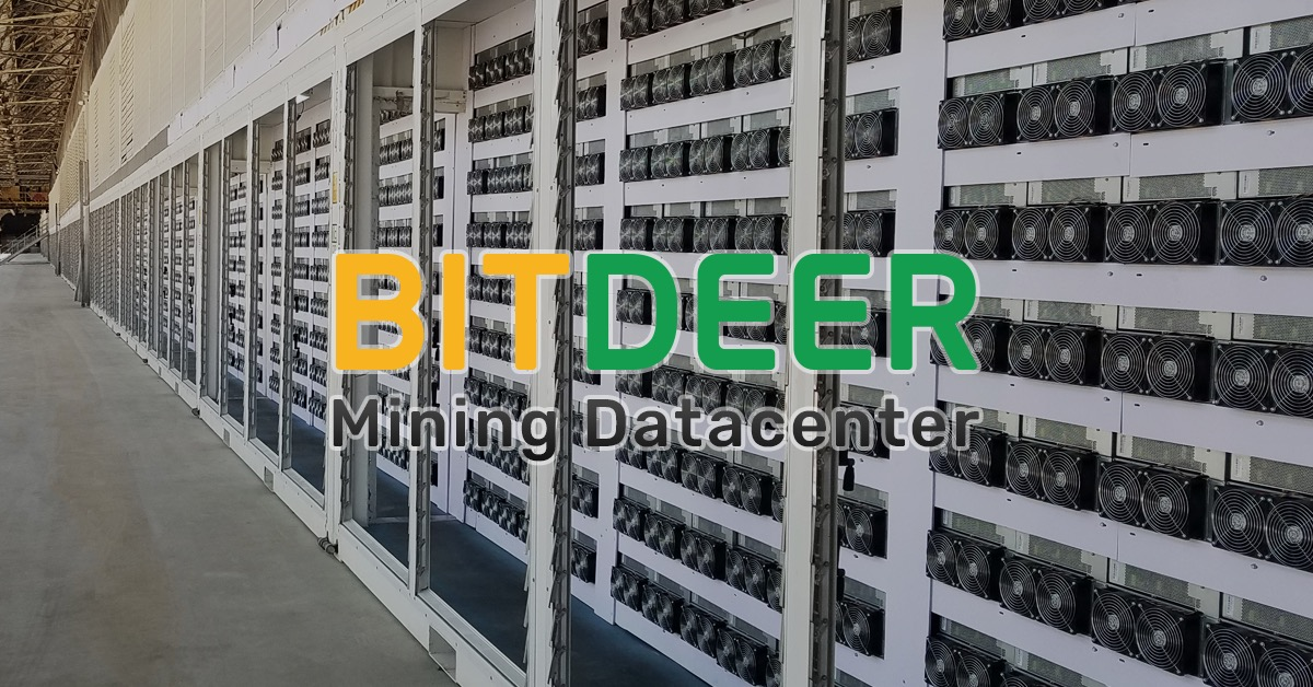 Bitdeer Group Introduces Industry-Leading Mining Datacenter, Boasting Unmatched Capacity and Energy Efficiency